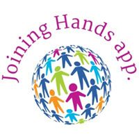 Joining Hands App Logo